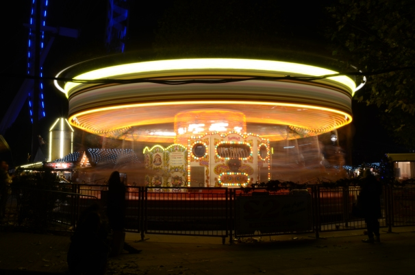 Merry-go-round Lights